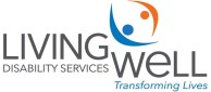 Living Well Disability Services logo.